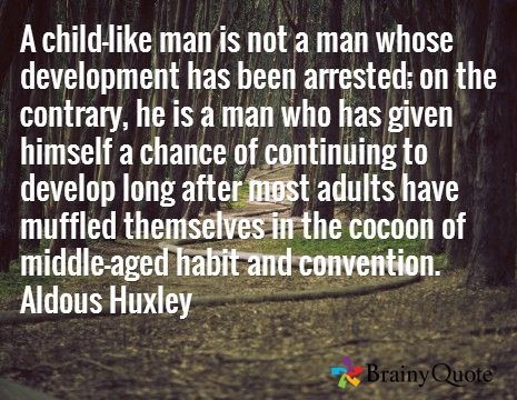 the purpose of man in brave new world by aldous huxley Aldous huxley's 1932 classic brave new world is arguably one of the  notably  a modern utopia, men like gods, and the sleeper awakes.