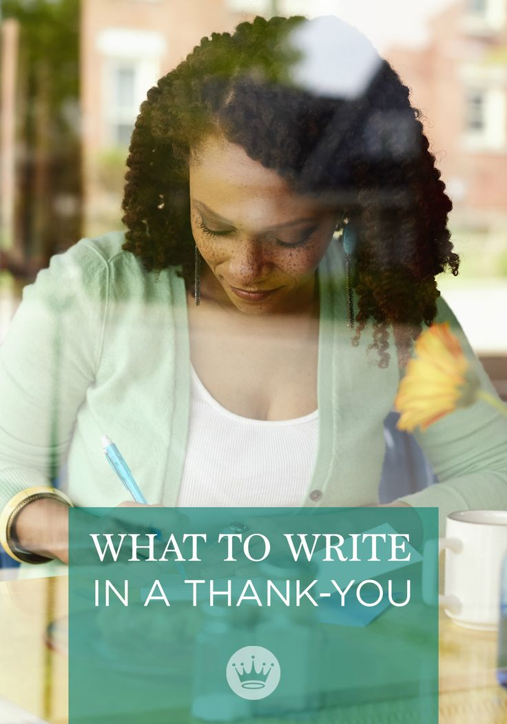 Thank You Messages What to Write in a