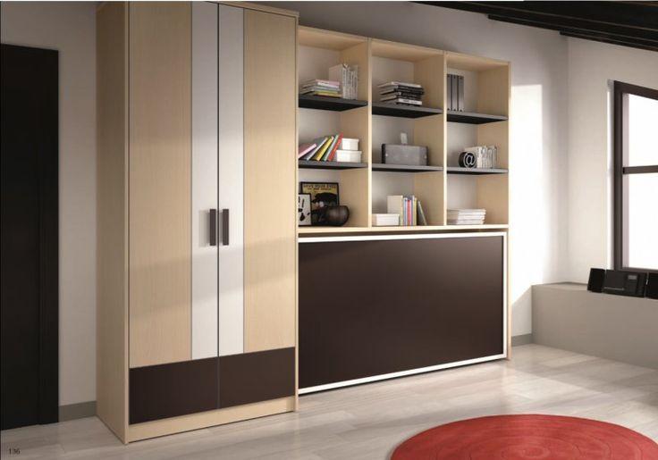 23 best lit escamotable images on pinterest. Black Bedroom Furniture Sets. Home Design Ideas