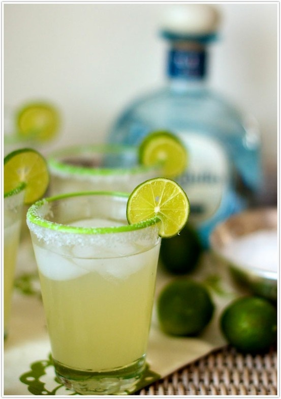 Agave margaritas | Party & Events | Pinterest