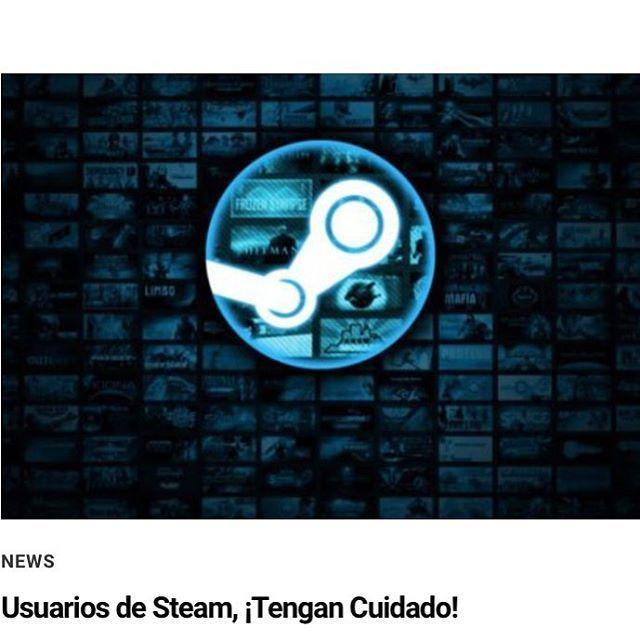 Según un post en / r / #Steam #subreddit una vulnerabilidad #maliciosa apunta a la información del usuario a través de enlaces de perfil. En su feed de actividad o en los perfiles de otras personas no hagas clic en vínculos de perfil de #Steam para evitar un acto de robo de información. Para abreviar: No trate con otros perfiles de #Steam si no desea que su cuenta de Steam sea robada. Esta es la entrada completa del moderador R3TR1X: _ Actualmente hay un riesgo (por ejemplo #phishing…