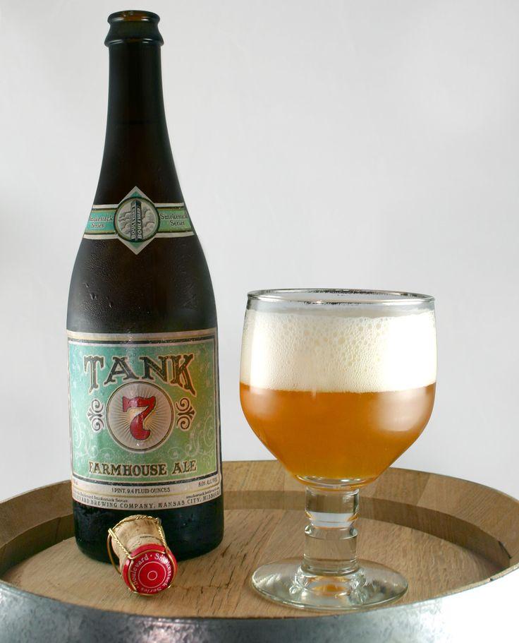 farmhouse ale Food 4 Thought