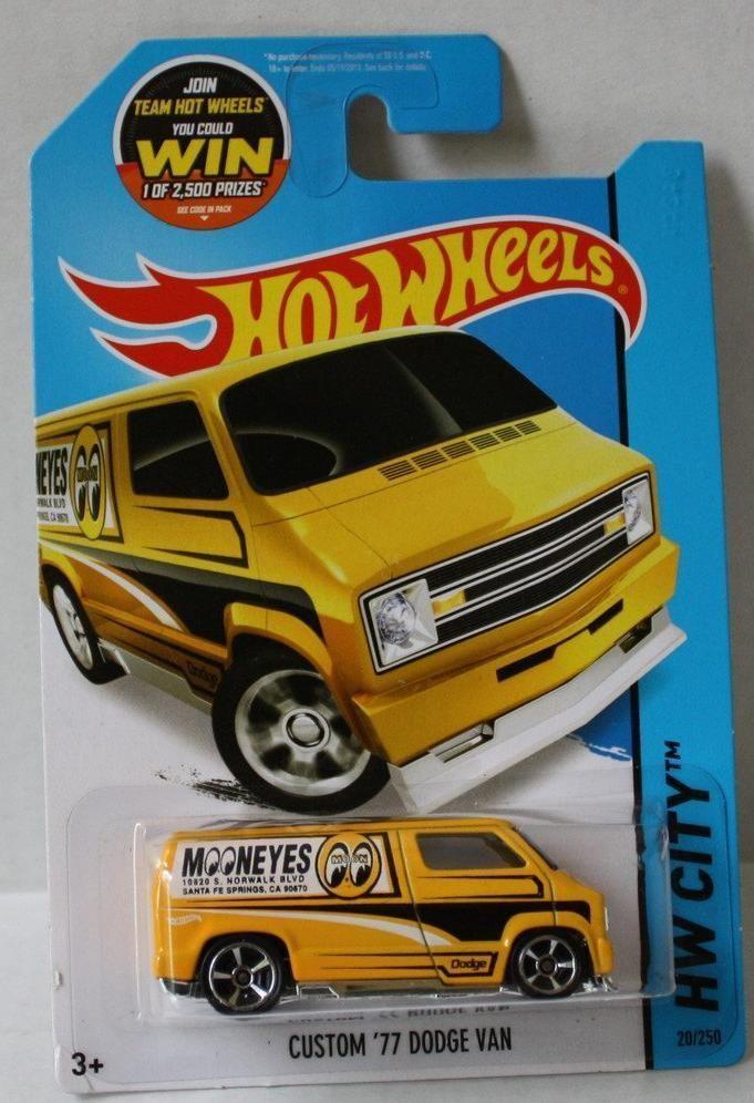 Yellow Anglia Panel Truck 2011 Hot Wheels 138//244 HW Performance 11 8//10