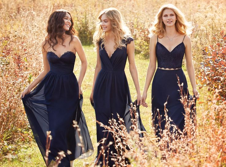 Bridesmaids and Special Occasion Dresses by Hayley Paige Occasions - Style jh5602