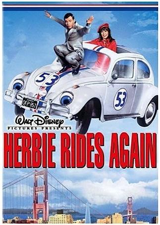 Herbie Rides Again DVD Deal: 4.99!!
