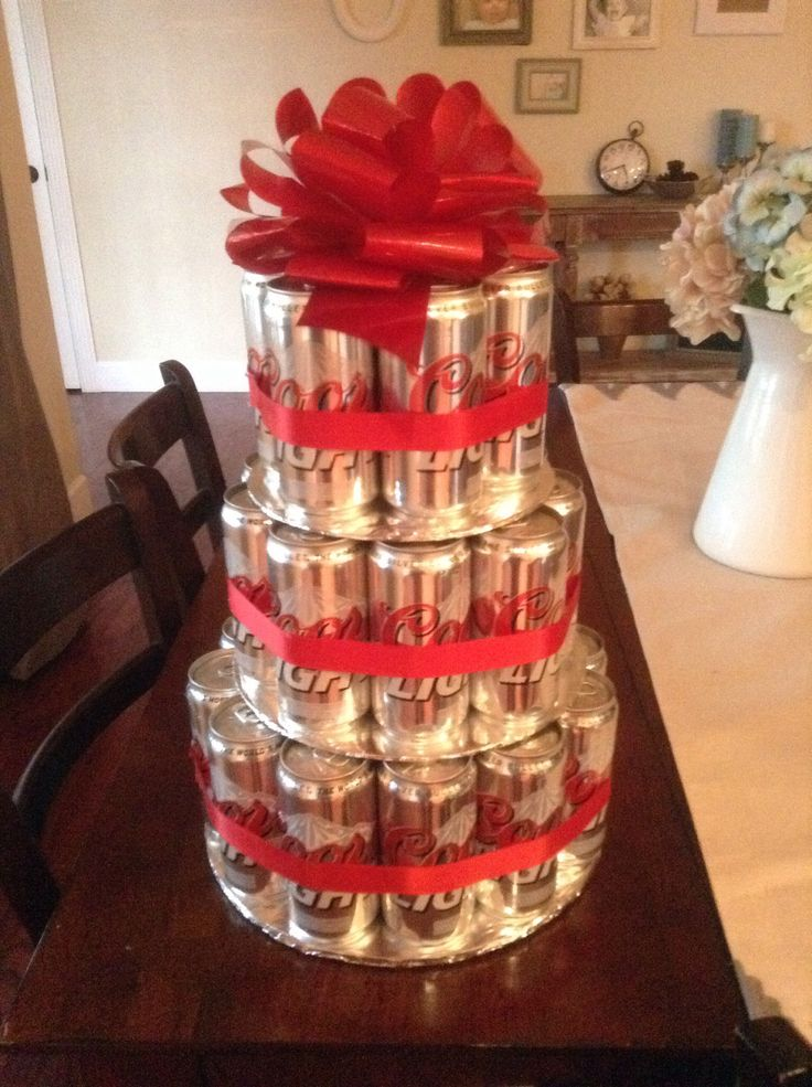 30 pack of beer, 8,10,12inch cardboard cake rounds, ribbon ...