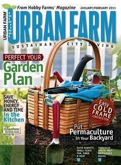 Urban Farm Magazine Only Today Only!