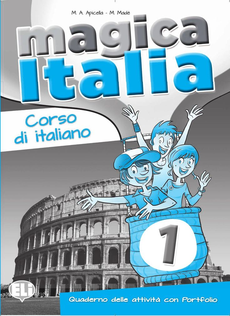 Magica_Italia 1 WB by ELI Publishing