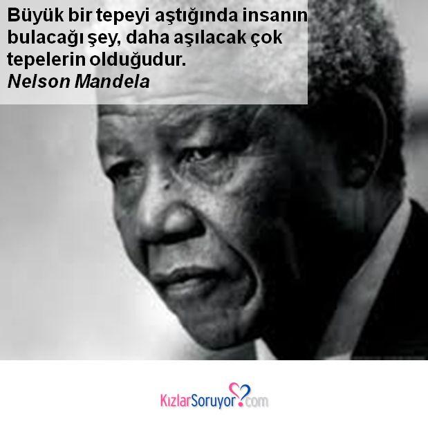 Güney Afrika'nın eşitlik ve özgürlük mücadelesiyle yükselen efsanevi lideri Nelson Mandela hayatını kaybetti. http://www.kizlarsoruyor.com/Diger-Sorulari/913145-nelson-mandela-oldu--asil-buna-uzulmek-lazim.html #nelsonmandela