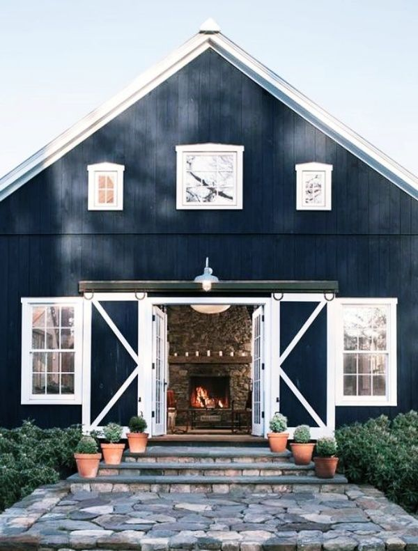 Most Populer Colors For Board And Batten Siding Building A House Metal Building Homes Pole Barn Homes