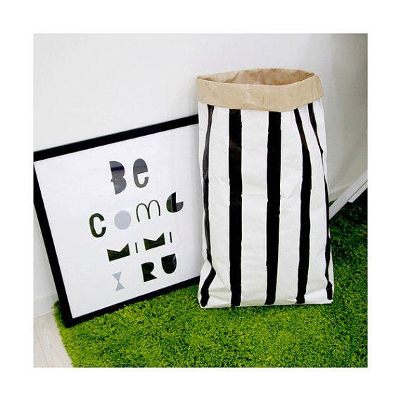 120 besten papiersack bilder auf pinterest papiert ten kraftpapier und s cke. Black Bedroom Furniture Sets. Home Design Ideas