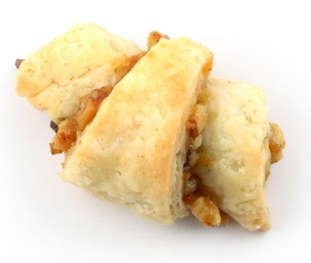 Bonnie Stern Rugelach Pastry Cookies RecipeRaspberry jam, pecan and brown sugar-filled pastries