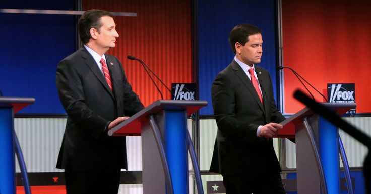 Report: Marco Rubio Edging Toward Ted Cruz Endorsement