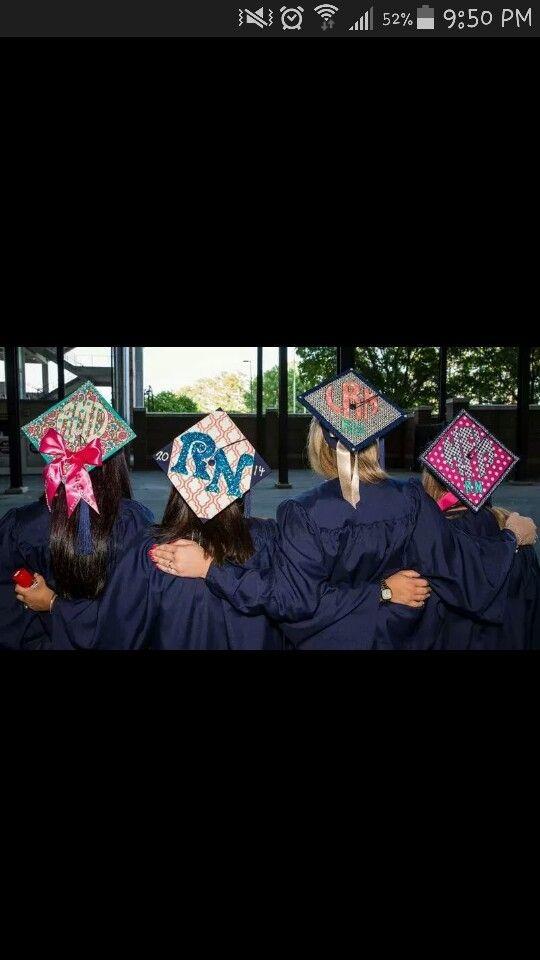 Nurse graduation caps