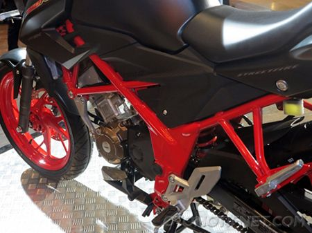 Galeri Foto Honda CB150R Special Edition 6