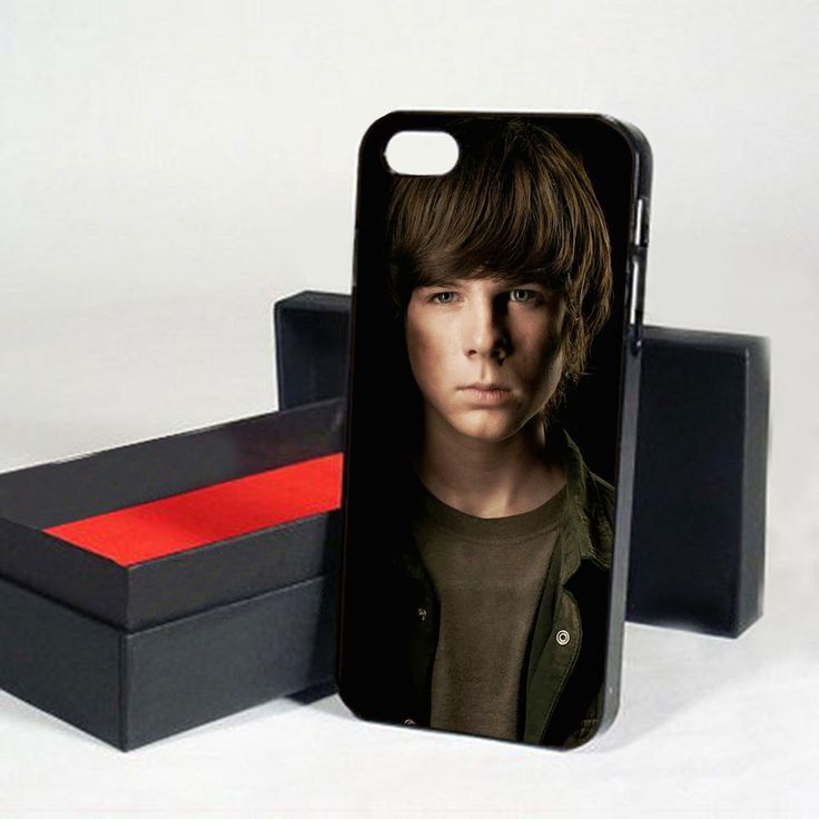 Walking Dead Carl Grimes iPhone Case iPhone 4 5 6 6s Plus Chandler Riggs Cases #UnbrandedGeneric