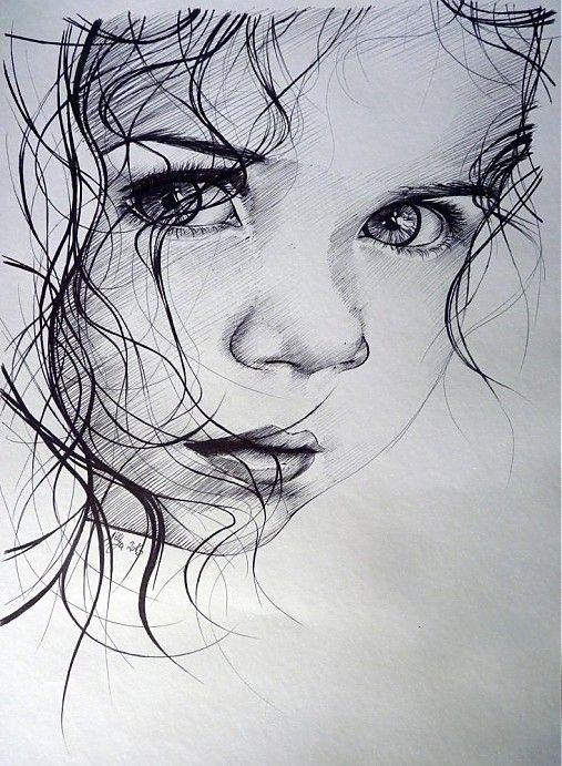 Guilty - print by illya - SAShE.sk - Handmade Kresby