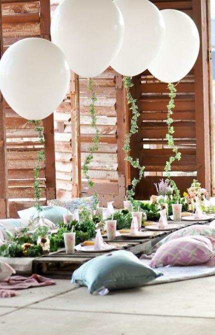 Garden party balloons wedding decorations 55 new Ideas