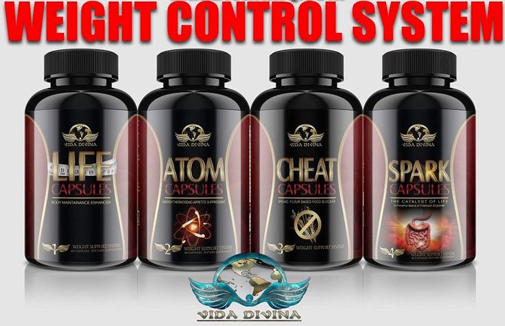 Vida Divina weight control products are changing lives! Find out what our Organic all natural products can do for you!