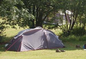 Lanefoot Farm Campsite - good reviews - underfloor heating in shower block - EHU - Campfires allowed.