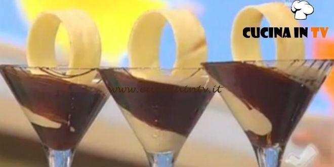 Crema fredda al caffè ricetta Spadafora da Detto Fatto | Cucina in tv