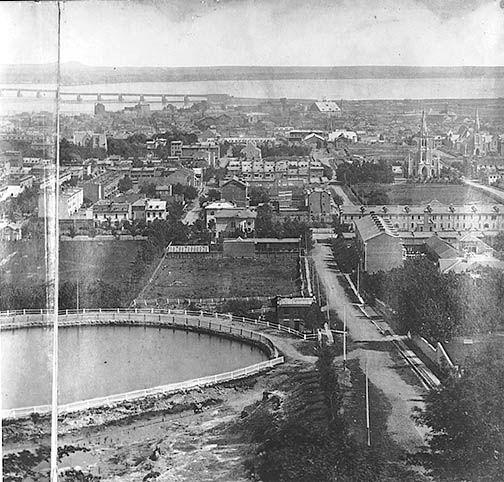 Montréal, je me souviens !: Aqueduc