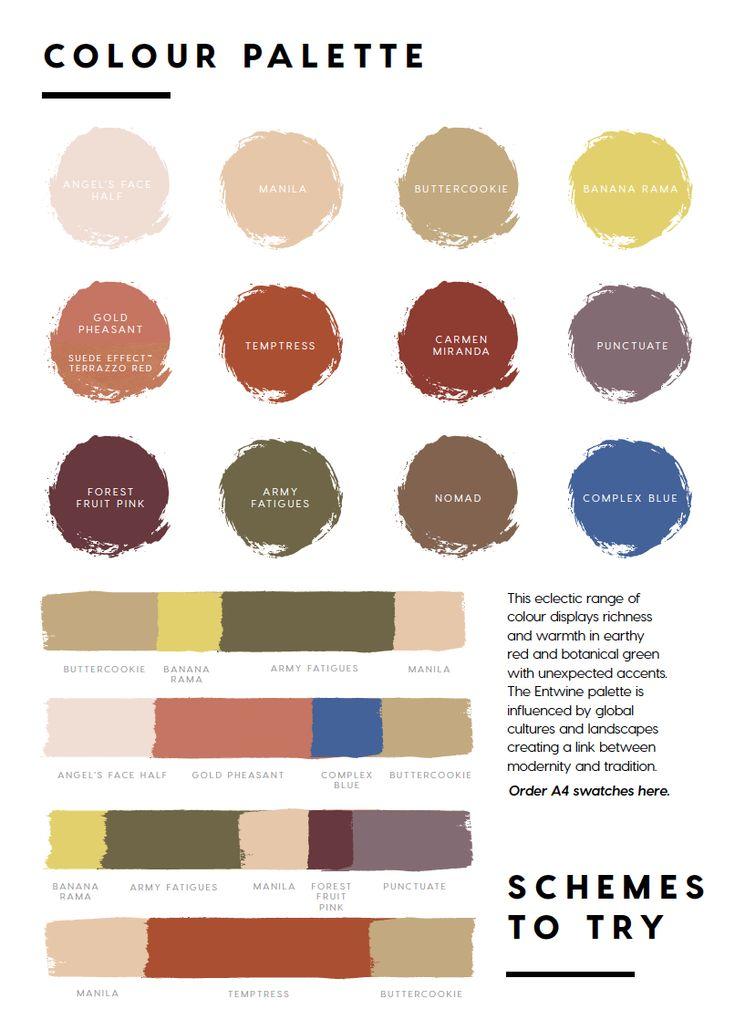Dulux Colour Forecast 2017: Antidote – A Colour Cure