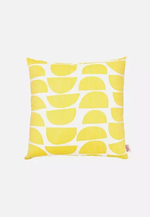 Bowls Cushion Cover