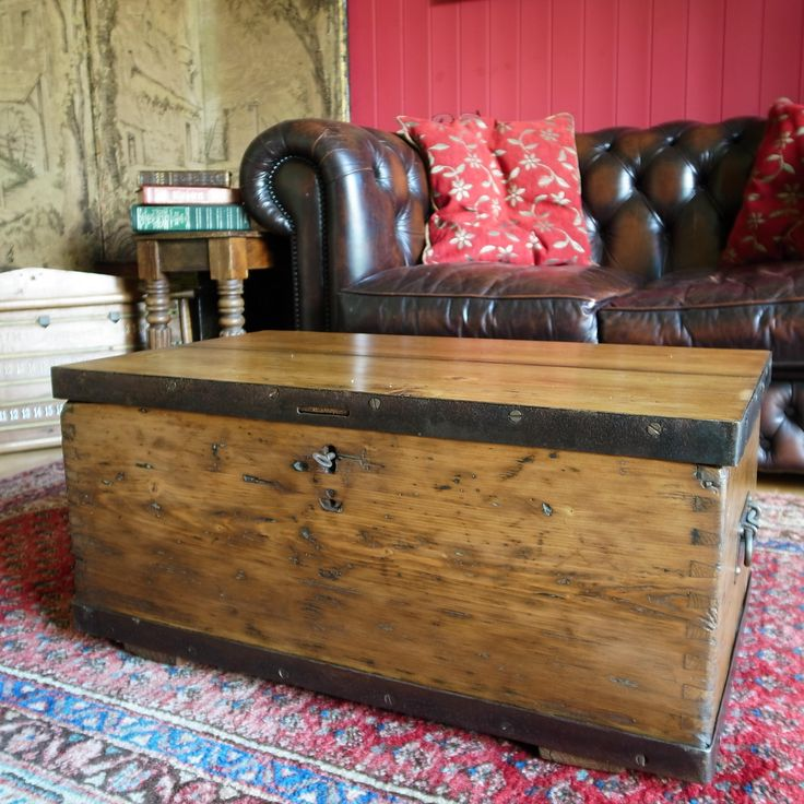 vintage wooden furniture. brilliant wooden rustic industrial chest storage trunk coffee table reclaimed wooden  furniture vintage 1940s military chest tv stand in