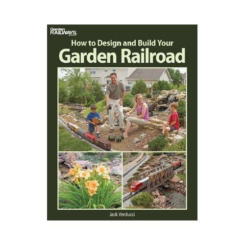 how to build a garden railroad