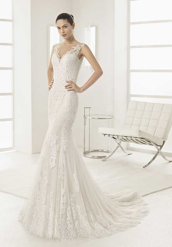 Rosa Clará Obsesion Mermaid Wedding Dress