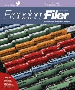 Freedom Filer ~ A Self Purging File System