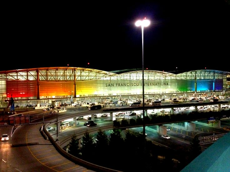 SFO - San Francisco International Airport