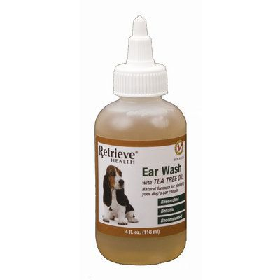 Ear Wash For Dogs With Vinegar