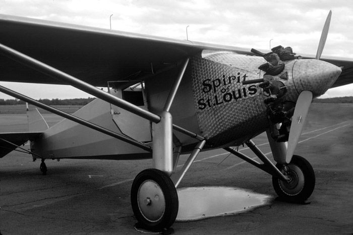 charles lindbergh spirit of st louis | Days of the Sky ...