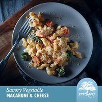 Our simple and easy recipe for Savory Vegetable Macaroni & Cheese will have the family saying: Mac & Cheese, Please! It's made with our  Ancient Grains Organic Elbows Pasta!