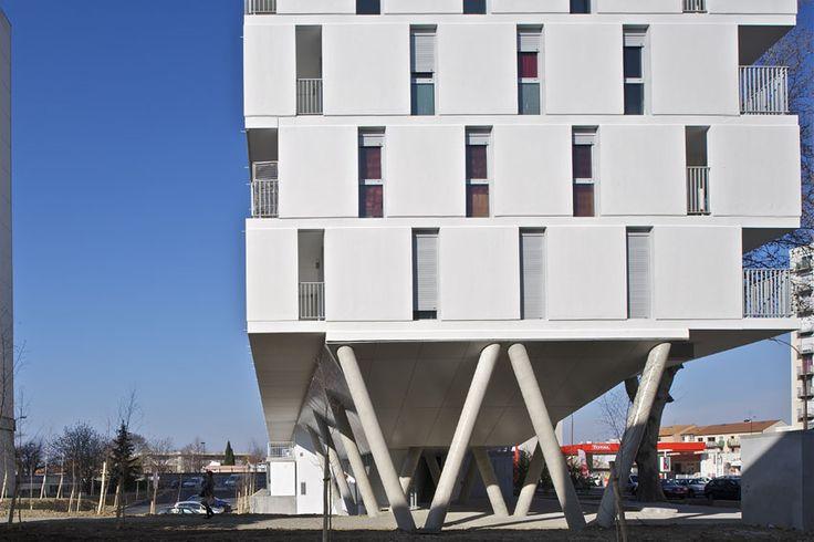 Habitação Social em Toulouse / PPA