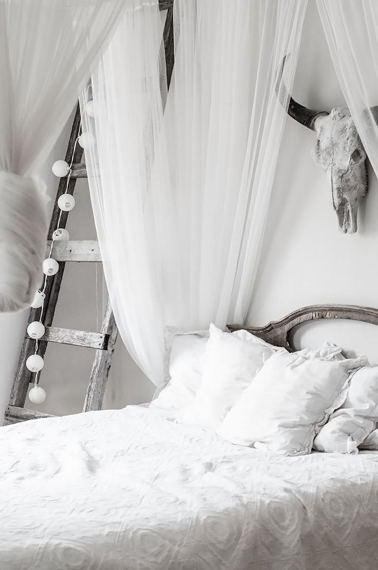 diy, sänghimmel, buffalo, kranium, zbh, sovrum, åhlens överkast