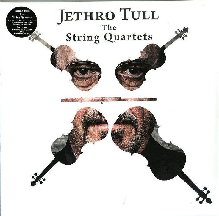 Jethro Tull String Quartets -  2 LP Vinile   Nuovo Sigillato