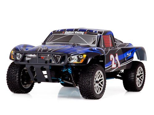 Sceek.Com - Redcat Racing Vortex SS Desert Nitro Truck, Black/Blue, 1/10 Scale  http://sceek.com/product/redcat-racing-vortex-ss-desert-nitro-truck-blackblue-110-scale/  available at Sceek.Com