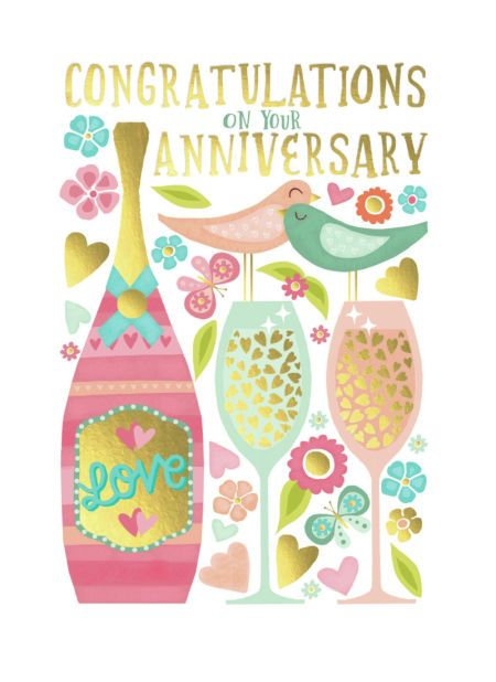 Charlotte Pepper - Anniversary-champagne