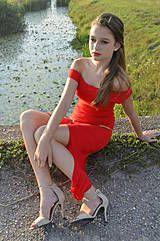 Šaty - sexi mini coccomo - 4301876_