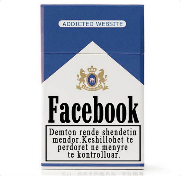 Addicted to Facebook ?