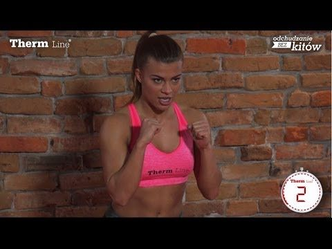 ▶ TABATA workout - burn fat - Odchudzanie Bez Kitów - Natalia Gacka - YouTube