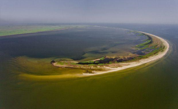 Sacalin island,  Danube Delta