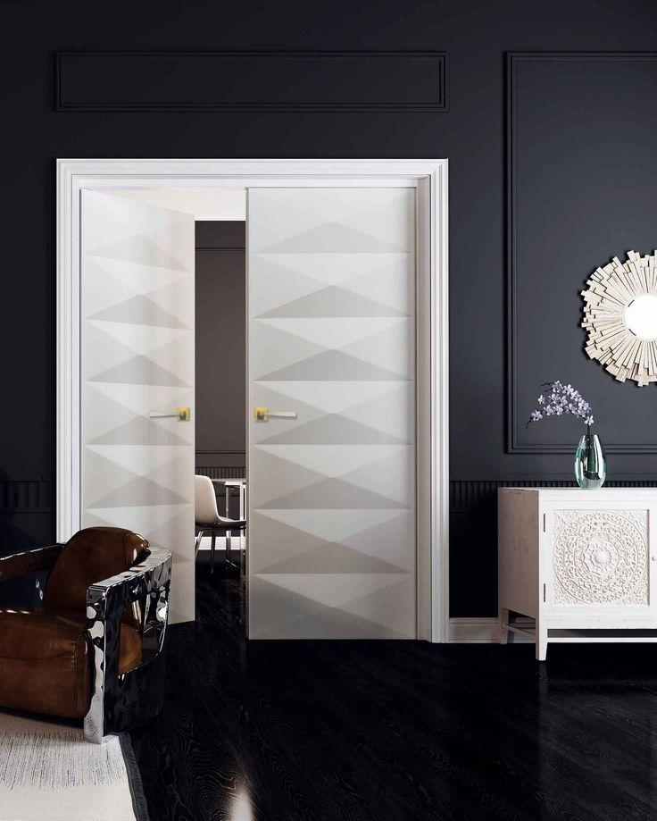 Best 25 contemporary interior doors ideas on pinterest - Contemporary interior door styles ...