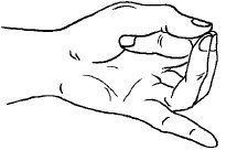 Апана-ваю-мудра - первая помощь при сердечных приступах