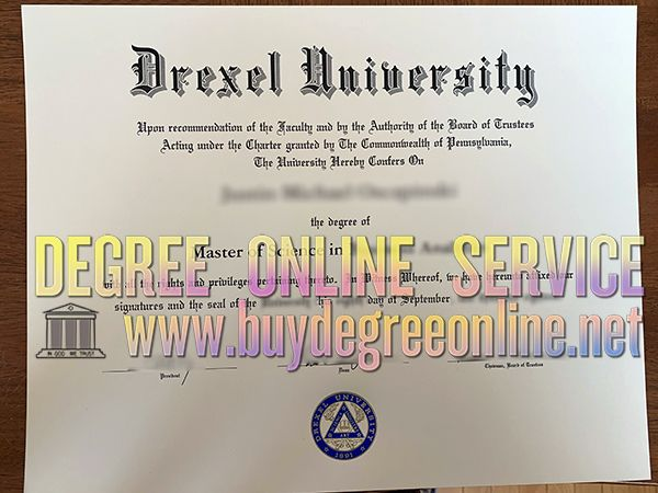 Drexel University Fake Degree How To Get Buy A Fake Du Degree