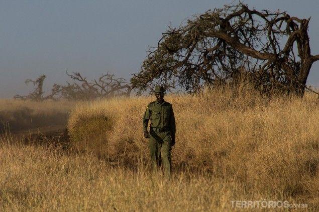 Lewa Wildlife Conservancy - Quênia