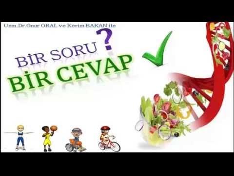 Dr.Onur Oral ve Kerim Bakan İle  Bir Soru Bir Cevap 12. Bölüm (Konu spor...